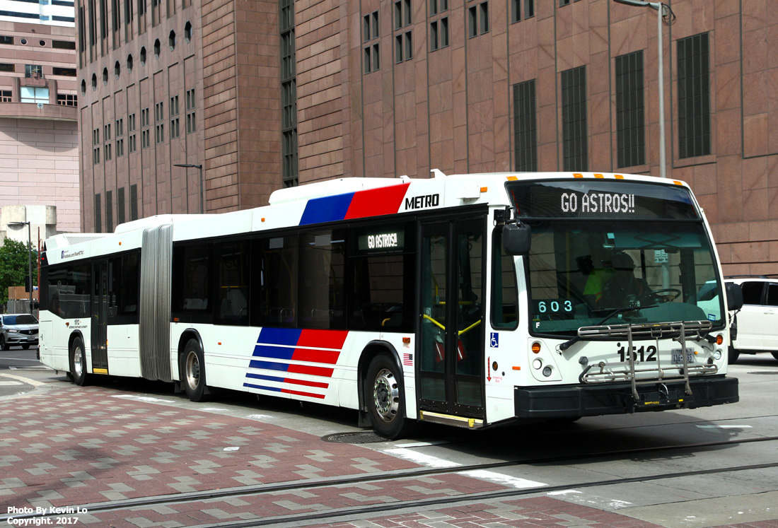 Metropolitan Transit Authority Of Harris County Nova Lfs