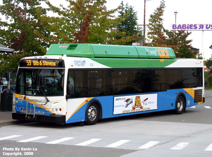 Pierce Transit Photos